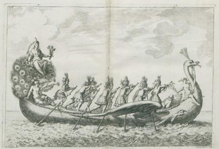 La festa veneziana in tipografia (1574-1714)