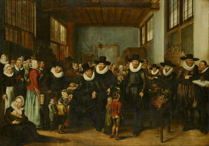 The Public and the Private in the Seventeenth-Century Dutch Republic